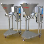 Oliebollen doseer machine